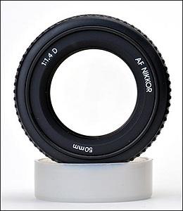 Nikon AF-D 50/1.4 la deschiderea maxima