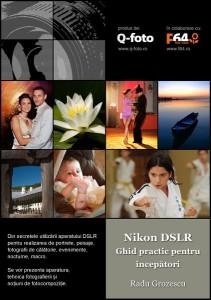 Nikon DSLR - ghid practic pentru incepatori - seminar foto